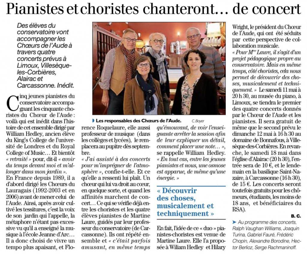 article l'Independant