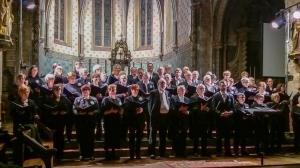 Concert du Choeur de l'Aude à Bram le 6 avril 2018