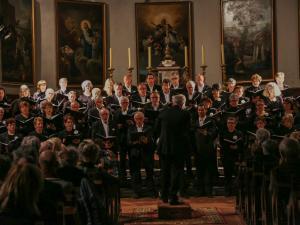 Choeur de l'Aude, concert à Capendu