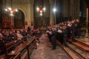 Concert à la Cathédrale St Michel de Carcassonne, le 14 avril 2018