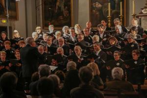 Le choeur de l'Aude, concert à Capendu le 7 avril 2018